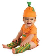 Orange BABY PUMPKIN SET jumper kids girls boys infant halloween costume
