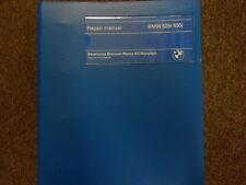 1980s 90s 00s BMW 528i 530i Service Repair Shop Manual FACTORY OEM BOOK