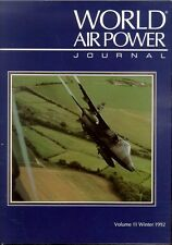 WORLD AIR POWER JOURNAL V11 ALASKA ARMY ArNG / USS WASP / DANISH DRAKEN / Tu-16