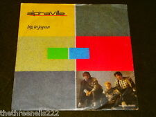 "VINYL 7"" SINGLE - ALPHAVILLE - BIG IN JAPAN - X9505"