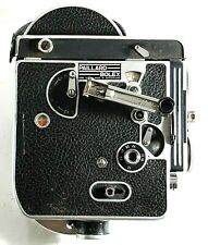 Paillard Bolex H-16 Reflex 16mm Cine Film Camera Body 183249