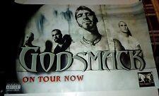 Godsmack~Awake~Original Promo Poster~24x36~Excellent Condition~2000~Sully