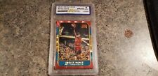1986 FLEER MICHAEL JORDAN POLYCHROME REFRACTOR 1996-97 ROOKIE CARD GRADE MINT 10