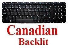Keyboard for Acer Aspire N17C4 - CA Canadian Backlit