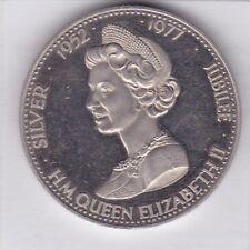 . H.M. Regina Elisabetta II Silver Jubilee 1952 - 1977 GRAN BRETAGNA Great Britain