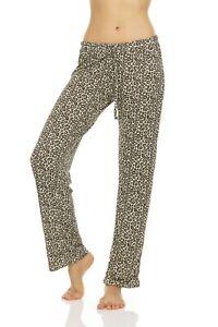 Women's Pajama Pants Lightweight Butter Soft Stretchy Lounge Sleepwear Bottoms