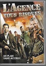 DVD ZONE 2--L'AGENCE TOUS RISQUES--CARNAHAN/NEESON/COOPER/BIEL/