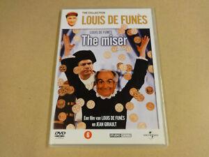 DVD / THE MISER / L'AVARE ( LOUIS DE FUNES )