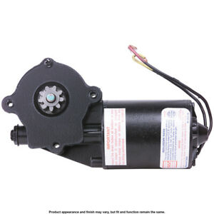 For Ford Fairmont & Mercury Zephyr Cardone Front Right Power Window Motor DAC