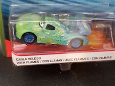 DISNEY PIXAR CARS CARLA VELOSO WITH FLAMES WGP 2020 SAVE 6% GMC