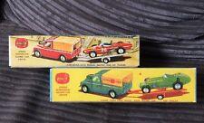Empty Box Corgi Toys Gift Set 17 Gs17 Land Rover Ferrari Ecurie BRM Racing Car