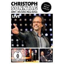 CHRISTOPH SONNTAG - AZNZ-ALTE ZEITEN-NEUE ZEITEN  DVD COMEDY KABARET  NEU ++++++