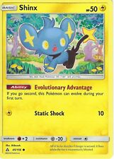 Pokemon Sun & Moon Ultra Prism Card: Shinx - 45/156