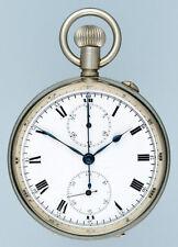 Reloj De Bolsillo Cronógrafo Flyback Suizo