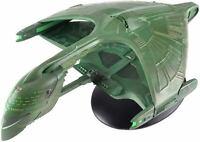 Eaglemoss Star Trek TNG Romulan Warbird Special Edition 19 XL Diecast Starship