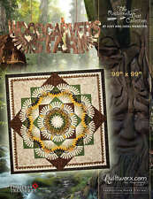 Woodcarver's Star Paper Piecing Pattern by Judy Niemeyer from Quiltworx NEW