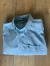 Abercrombie and Fitch L/S Camisa, XL, gran condición, 100% Gen A & F