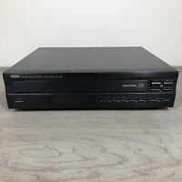 Yamaha CDC-502 Natural Sound Compact Disc Player 5-disc PlayXChange Carousel