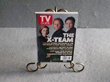 Tv Guide X-Files The X-Team 1997 November Gillian Anderson David Duchovny