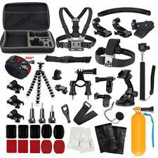 Outdoor Sports Accessories Kit for Gopro hero 6 5/4/3 + / 3/2/ SJCAM/ SJ5000 h9