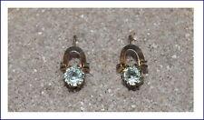 ❤❤❤  Antike Ohrringe aus Silber 800 mit Schmuckstein - art deko   ❤❤❤  (# 6266)