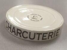 "11"" CHARCUTERIE Dairy Slab - Stoneware/Ironstone"