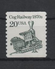 Y491 USA 2573 postfris Trein