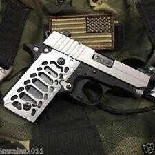 """SIG SAUER P238 Grips Billet Aluminum  """"SIG P238 Satin Cobra Skeleton"""""""