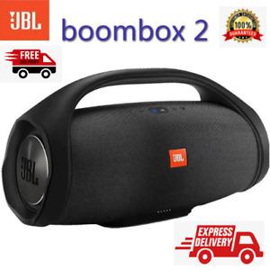 JBL Boombox 2 Portable Bluetooth Waterproof Wireless Outdoor Speaker New