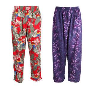 Jungle Print Trousers