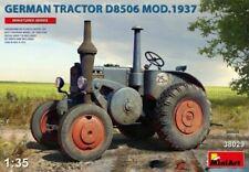 MiniArt 38029 German Traktor D8506 Mod.1937 In 1 35