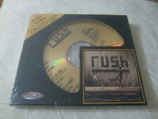 Audio Fidelity Rush - Roll The Bones Gold CD #490 FACTORY SEALED