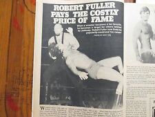 1977 Wrestling's Greatest Battles(ROBERT  FULLER/HAYSTACKS CALHOUN/EL SICODELICO