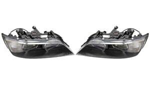Set Left & Right Genuine Halogen Headlights White Turn Indicators For BMW E36 Z3