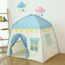Kids Play Tent Fairy Princess Girls Boys Hexagon Playhouse Indoor Outdoor Toys