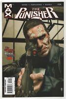 Punisher #24 (Oct 2005, Marvel [Max]) Garth Ennis, Fernandez, Tim Bradstreet D