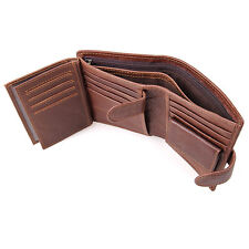 Mens wallet.RFID wallet.soft leather wallet.card wallet