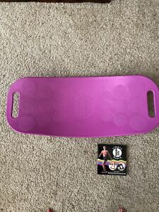 NEW IN BOX The Workout Balance Twist As Seen on TV Magenta Simply Fit