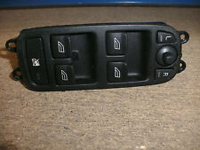 VOLVO  S40 V50 2004-2008 DRIVER SIDE MAIN WINDOW MIRROR SWITCH PACK