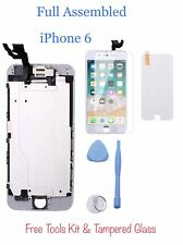 iPhone White 6 LCD Screen Replacement Touch Digitizer Full Assembly Camera New
