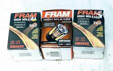 Fram HM3682 Lot of 3 Spin On Engine Oil Filters Fits Nissan VW Volkswagen Kubota