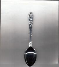 Royal Coronation:of Queen Elizabeth 2nd 1953-[B.F.Chrom Plate]- Souvenir Spoon