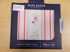 Blue Badge Parking Display Wallet - Cathy Stripe