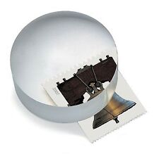 Dome Magnifier 3  Inch 4x Magnification With  Polishing Pouch Magnifying Glass