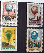 HUNGARY MONTGOLFIERE STAMPS WITHOUT HINGES BC04