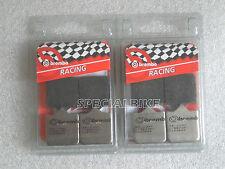 DUCATI 996 R 998 S 999 PASTIGLIE FRENO RACING BREMBO RC BRAKE PADS