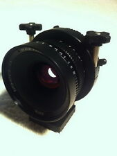 NEW HARTBLEI Digital 35mm Super-Rotator Tilt Shift Lens w/ Clamp for Tripod Fuji
