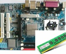 New G31 (915) Intel Chipset Motherboard +Dual core 2.0 GHz + 2 GB DDR2