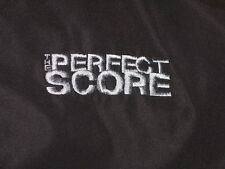 """The Perfect Score "" Jacket –Movie Film Crew Item Unique movie item.(L)"