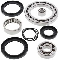 YAMAHA GRIZZLY RHINO 700 660 600 450 REAR DIFFERENTIAL BEARINGS REBUILD KIT